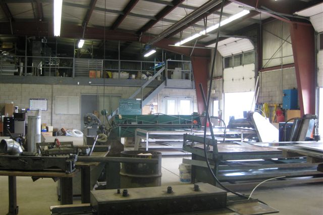 Barrett Mechanical Machine Shop / HVAC Sheet Metal Shop