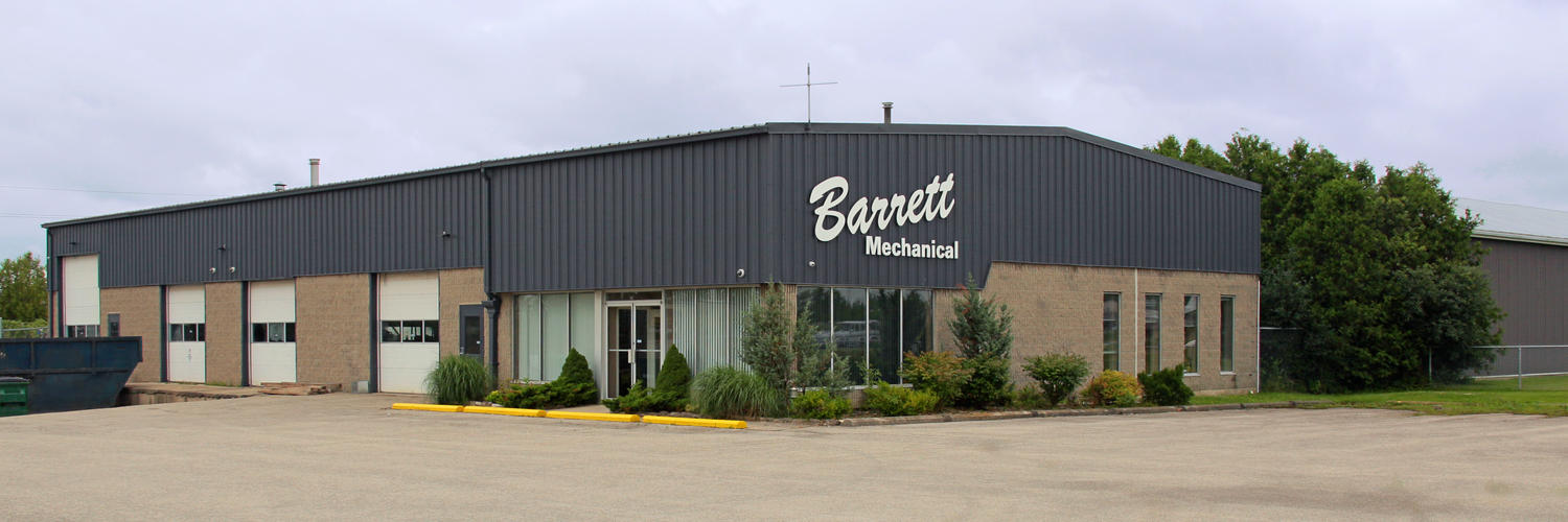 Barrett Mechanical Inc. London Ontario facility