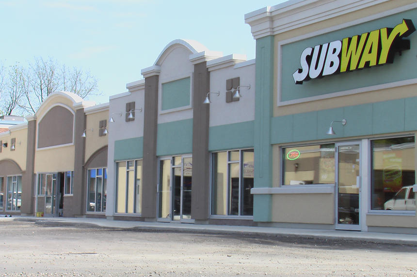 Commercial Project Photo - 275 Wharncliffe Road Plaza in London Ontario