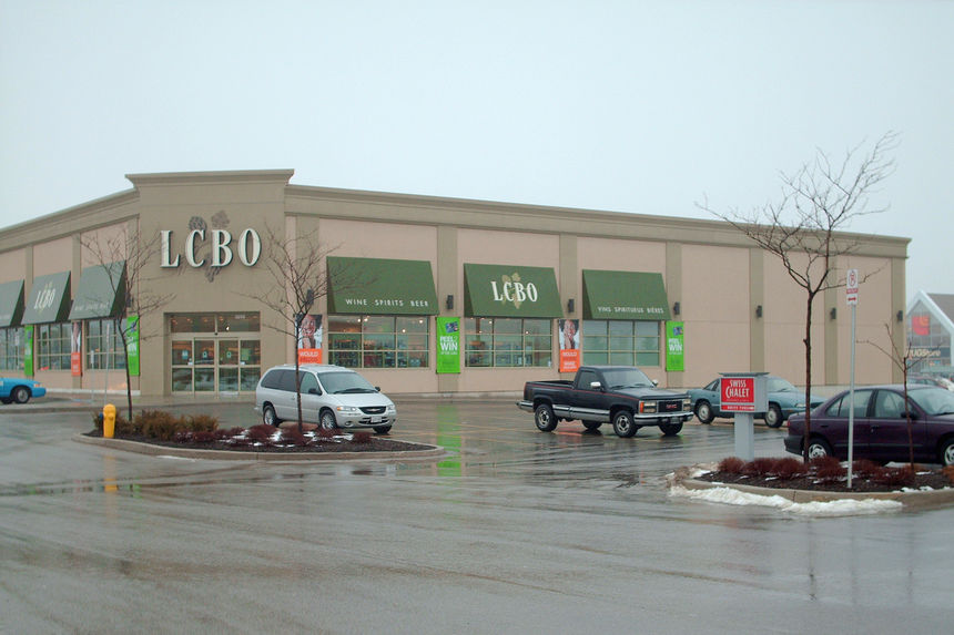 Mechanical Plumbing Project in London Ontario - LCBO Store London Ontario