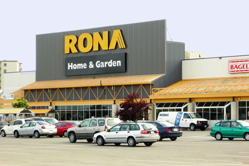 Mechanical Plumbing Project in London Ontario - RONA Store in London Ontario